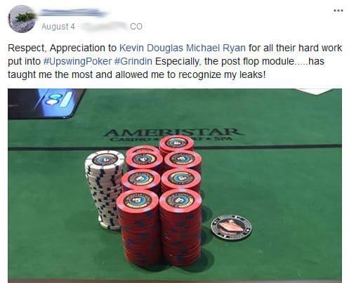 upswing lab live poker stack