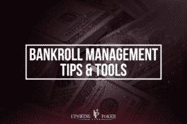 poker bankroll management tips
