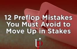 preflop mistakes you must avoid in no limit holdem