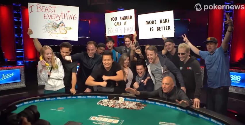 """Poker Central Podcast: """"Big One for One Doug"""""""