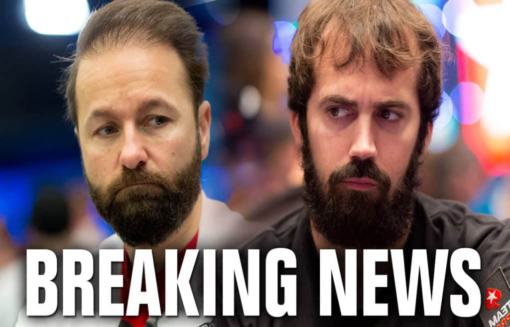 Mercier Alleges Cheating; Negreanu Blocked by PokerStars; Bilzerian & Perkins Banned on Live Stream