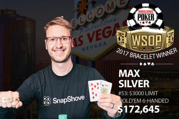 max silver wsop upswing interview