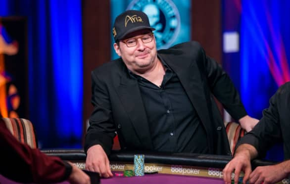 Phil Hellmuth Poker Central