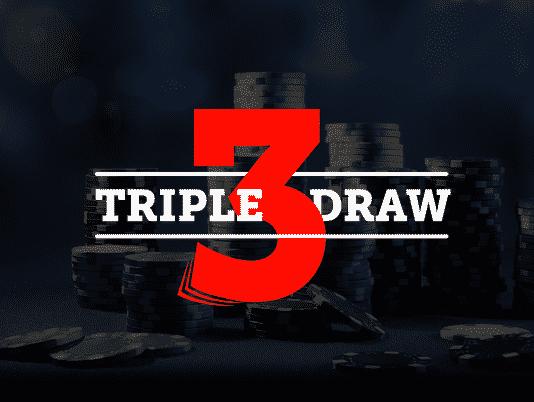 Triple Draw - Mixed Games poker
