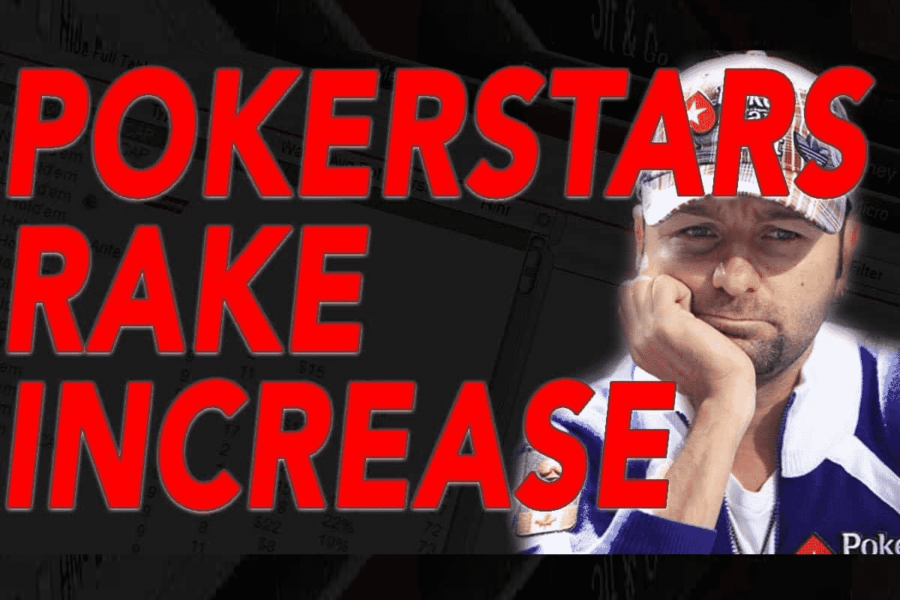 pokerstars rake changes denial negreanu