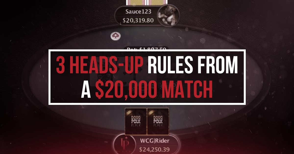 Poker Buy In Rules