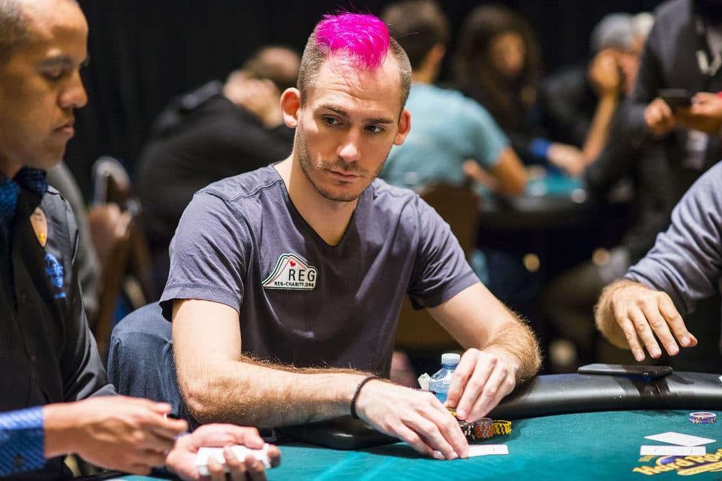 Justin Bonomo WPT Lucky Hearts Poker Open