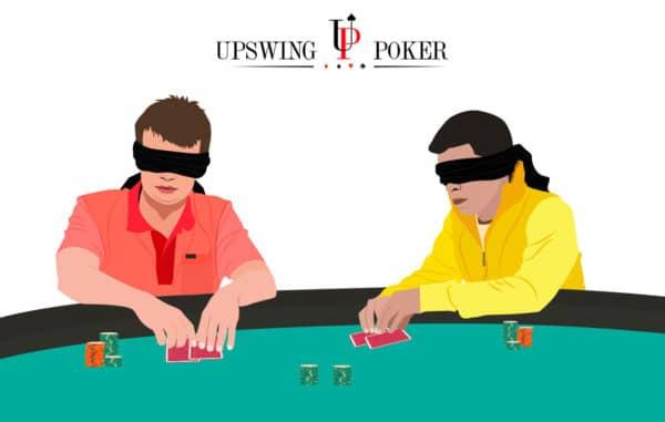 blind vs blind poker strategy