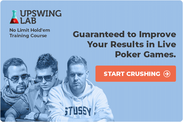 upswing lab course banner