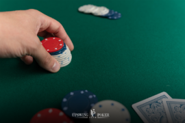 bet size rules for no limit poker games