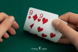 pocket nines in cash games
