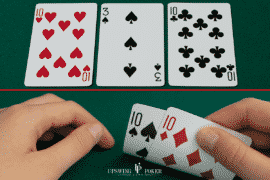 how to play flopped quads